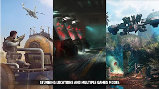 Cover Fire Mod Apk v1.10.0 Unlimited Money/Enemy Vip Unlocked + Data for Android