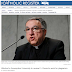 The Catholic Register removes article on Roisca plagiarism: WHY?
