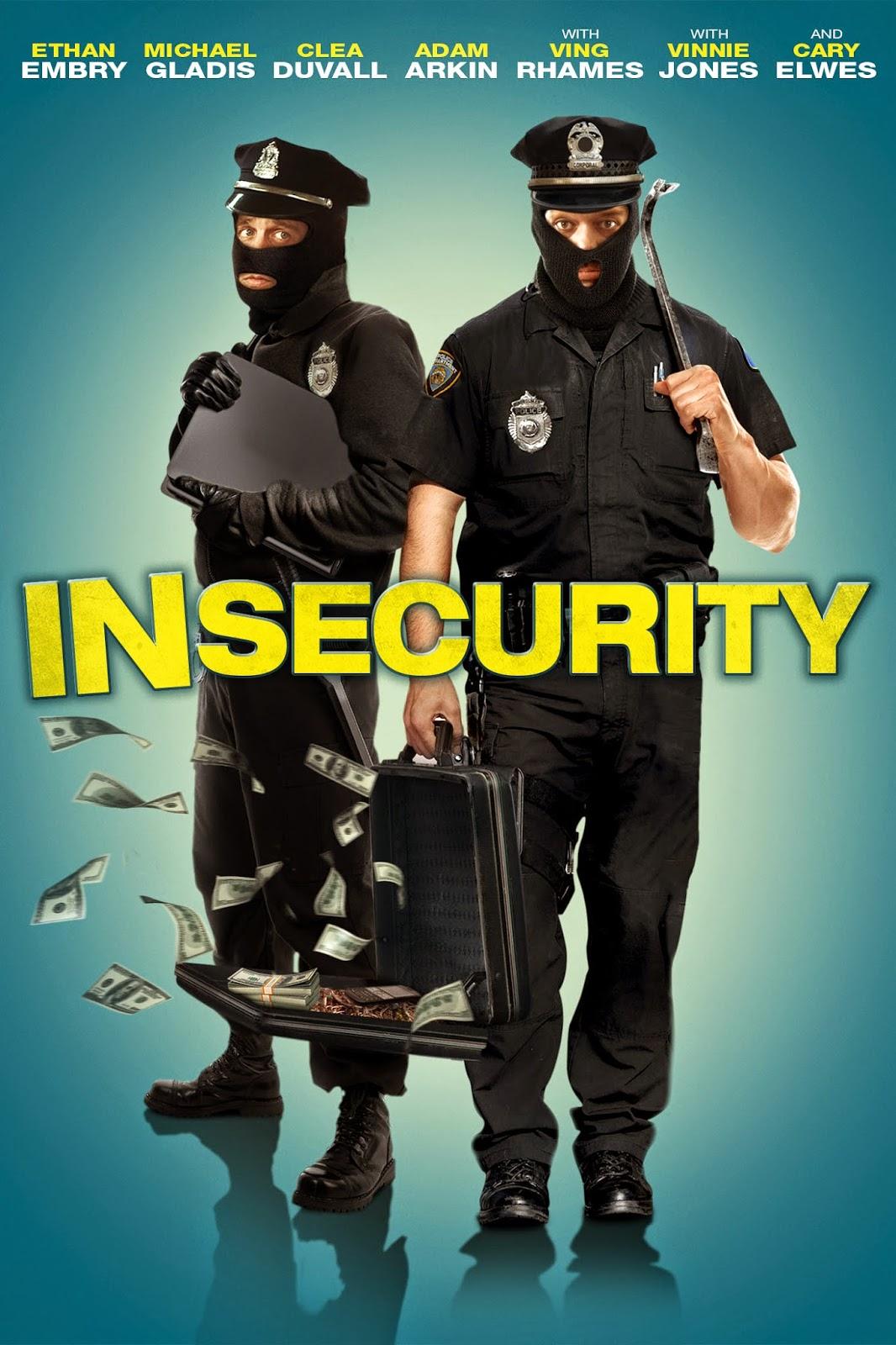 In Security คู่ป่วนลวงแผนปล้น [HD]