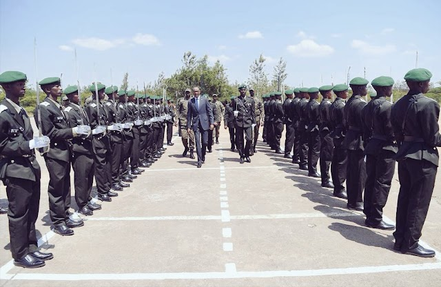 Kagame sends warnings to those planning to attack Rwanda, says he is ready