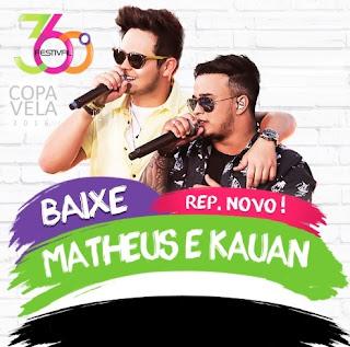 Baixar CD Matheus e Kauan – Festival 360º (2016)