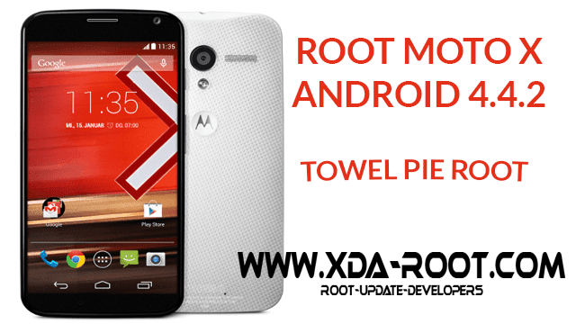 HOW TO ROOT MOTO X ON ANDROID 4.4.2