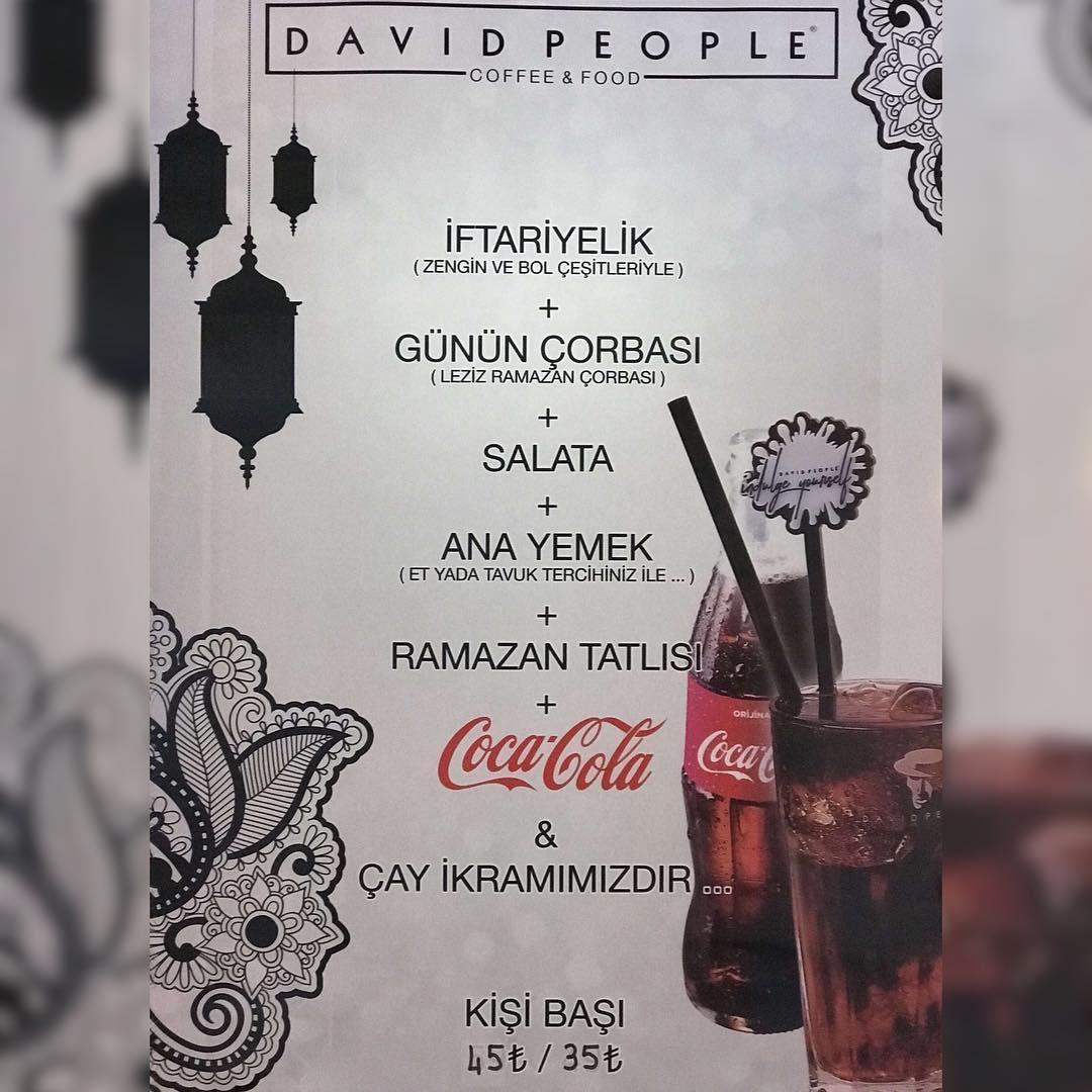 David People Elvankent Ankara