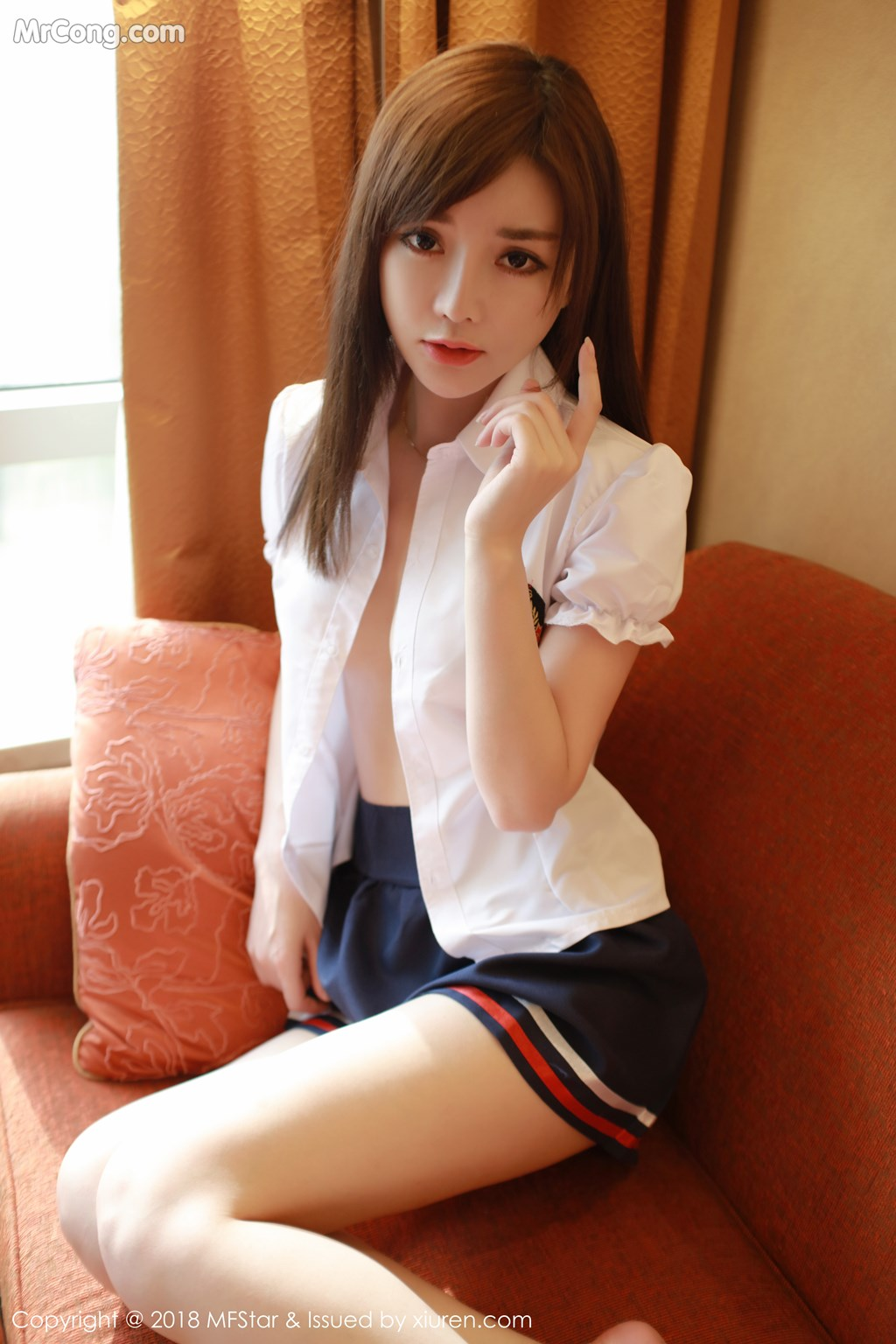 Image MFStar-Vol.146-Han-Zi-Xuan-mm-MrCong.com-008 in post MFStar Vol.146: Người mẫu Han Zi Xuan (韩子萱mm) (37 ảnh)