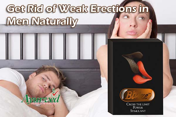 Natural Treatment For Weak Erection