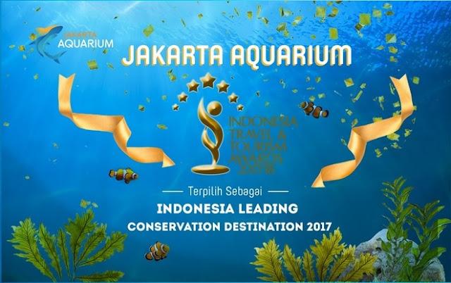 Jakarta Aquarium award