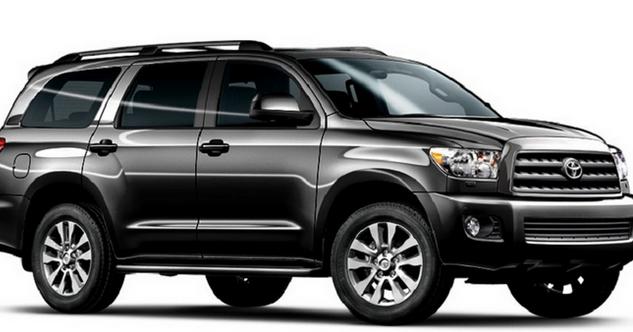 2018 Toyota Sequoia – lightweight despite diesel : autorelease ...