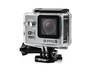 Spesifikasi Action Cam B-Pro 5 Alpha Edition - GudangDrone