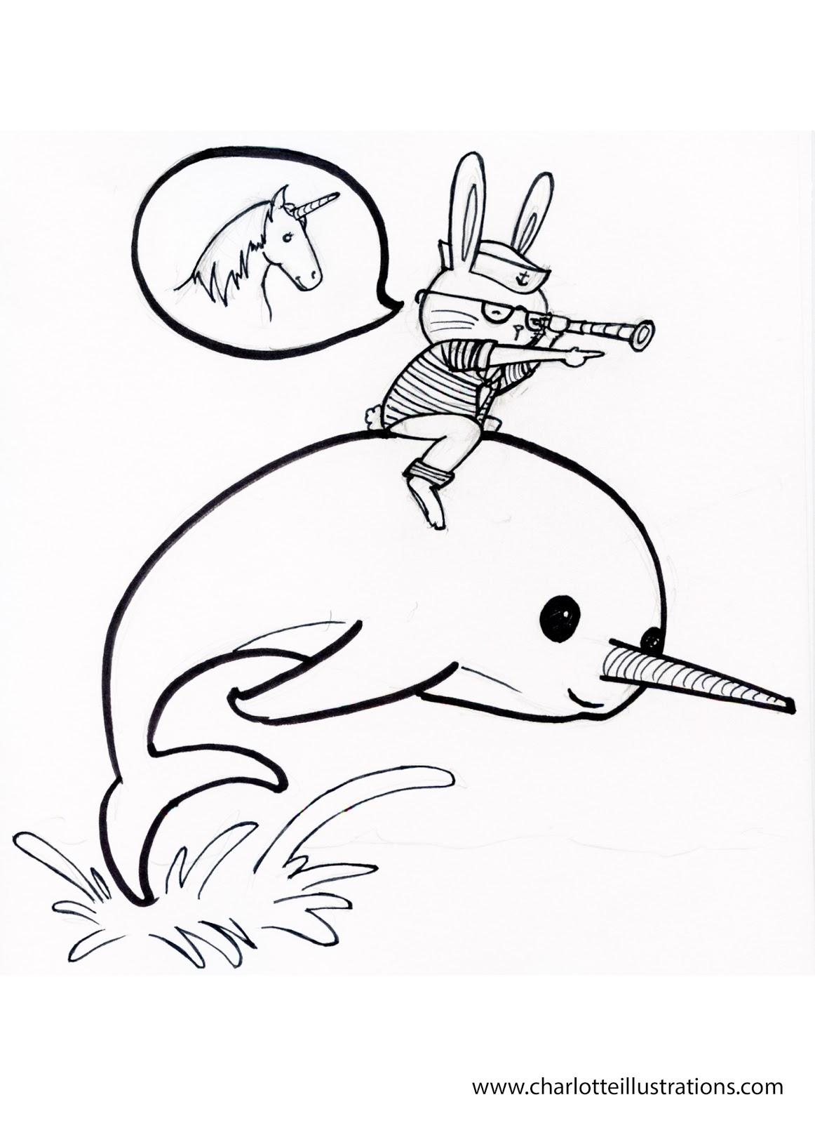 Charlotte Illustrations: swim