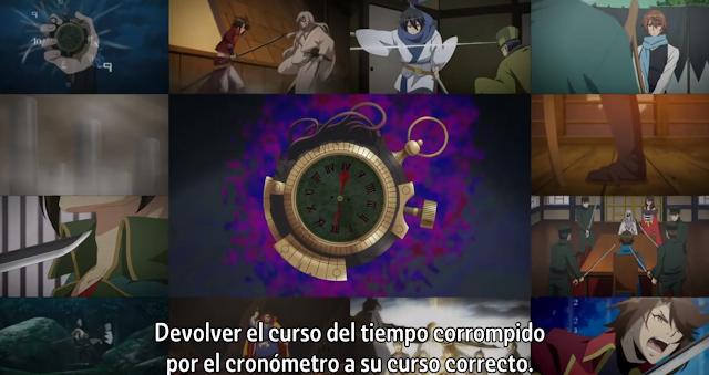 Bakumatsu crisis capitulo 1 sub español