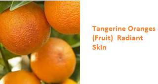 Tangerine Oranges (Fruit) -  Radiant Skin