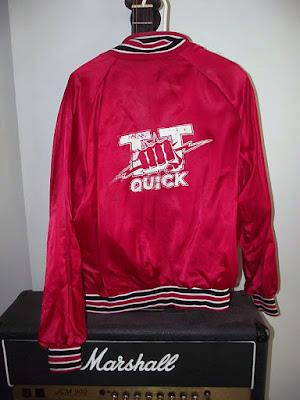 TT Quick jacket