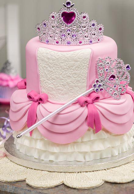 bánh sinh nhật dành cho công chúa