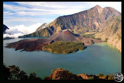 Wisata Gunung Rinjadi Lombok, Panorama Alam di Ketinggian yang Memukau
