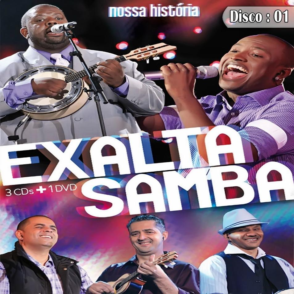 EXALTA BAIXAR GRATIS CD SAMBA RODA DO DE