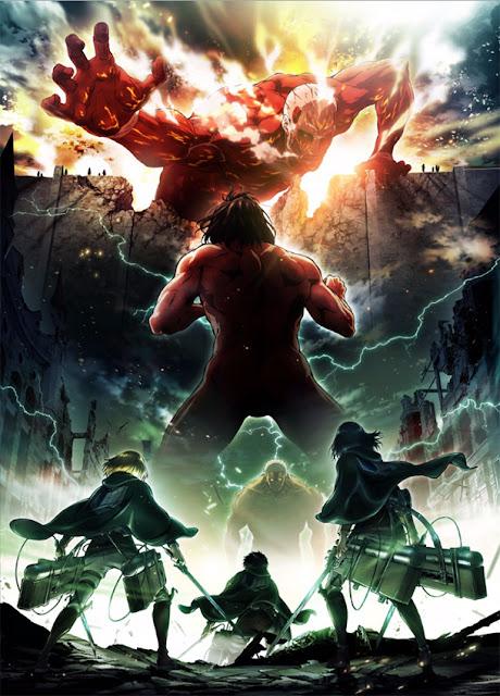 Shingeki no Kyojin Saison 2, L'attaque des Titans, Actu Japanime, Japanime, Wit Studio, Hajime Isayama,