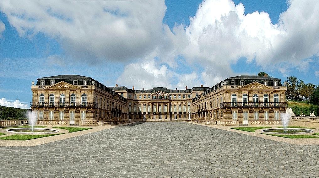 Saint Cloud Parc Paris