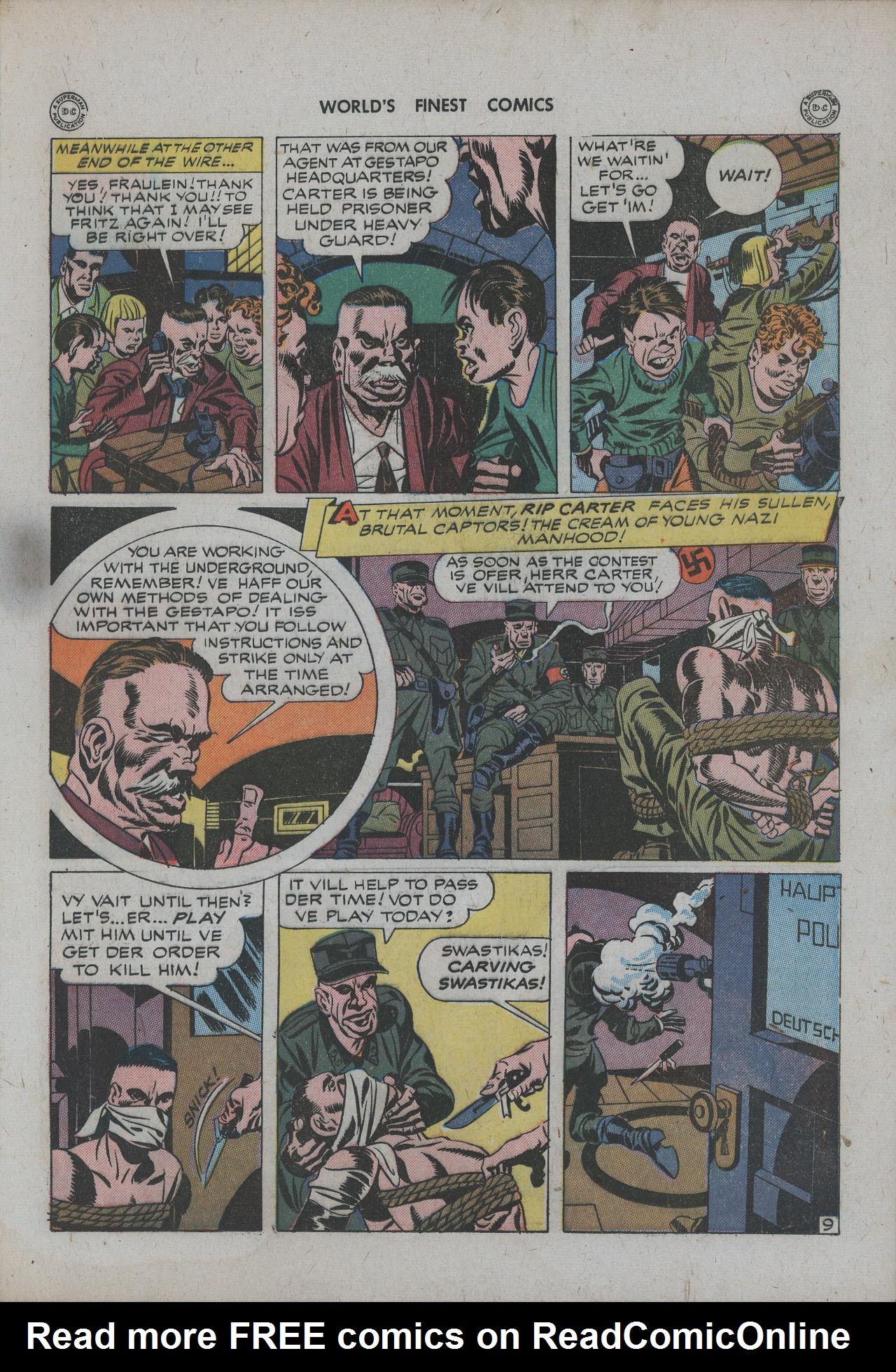 Read online World's Finest Comics comic -  Issue #15 - 58
