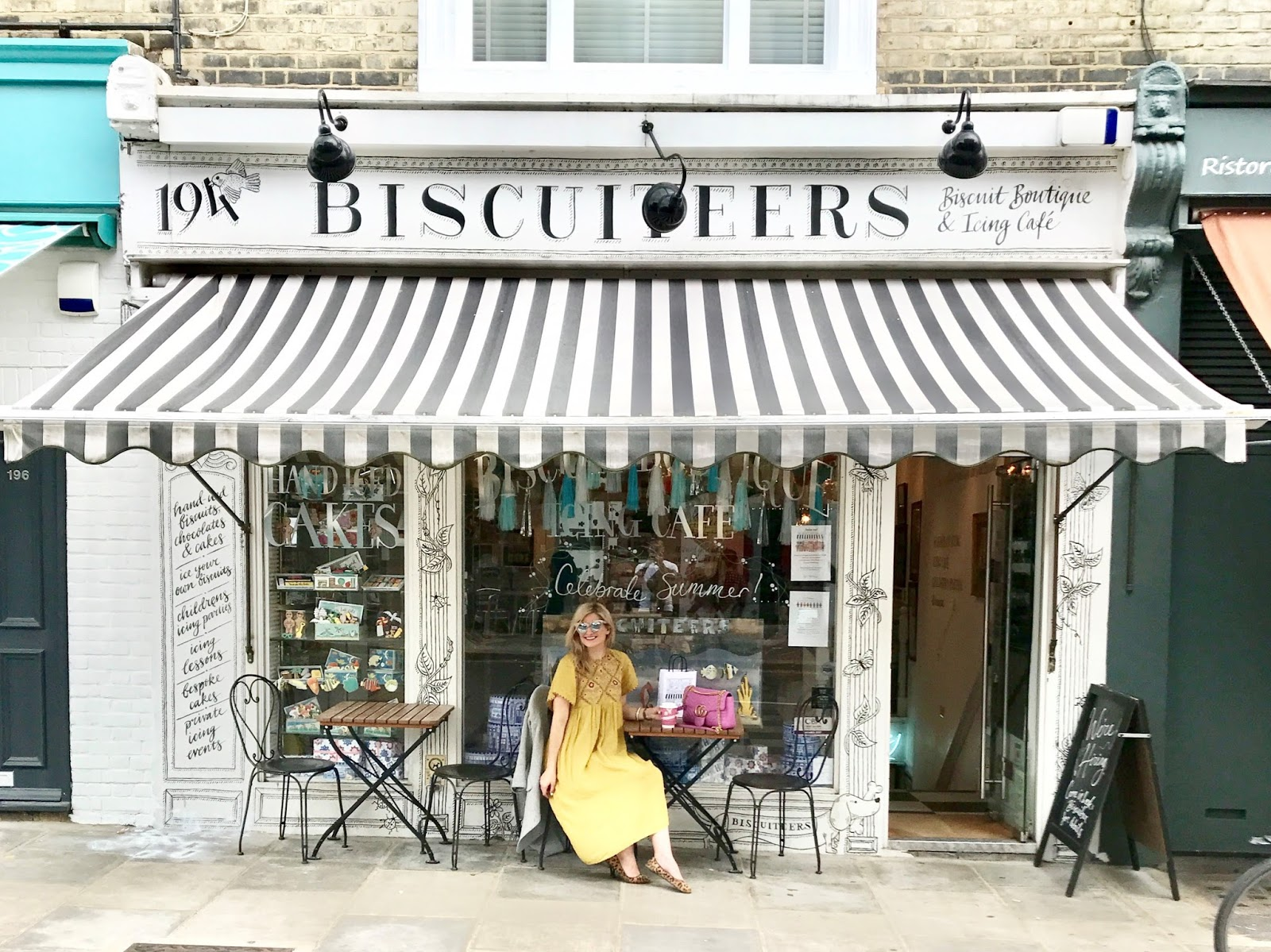 7 Instagram Perfect Brunch and Coffee Spots in London - Biscuttiers