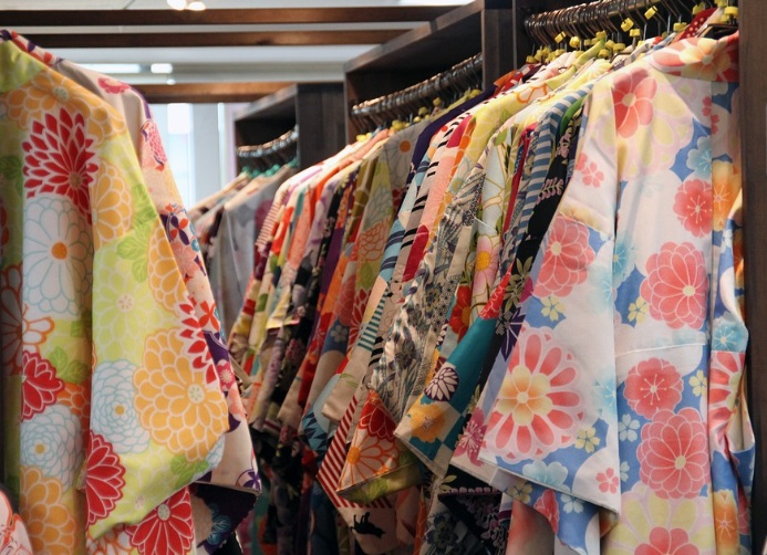 Ankara Kimonos