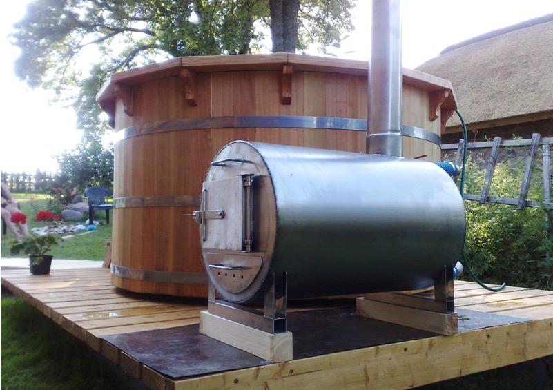 Sauna Kit Natural Gas