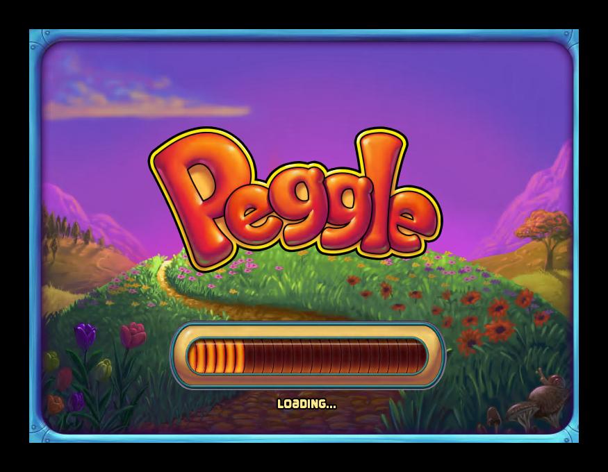 Peggle Deluxe - Katılımsız Oyun