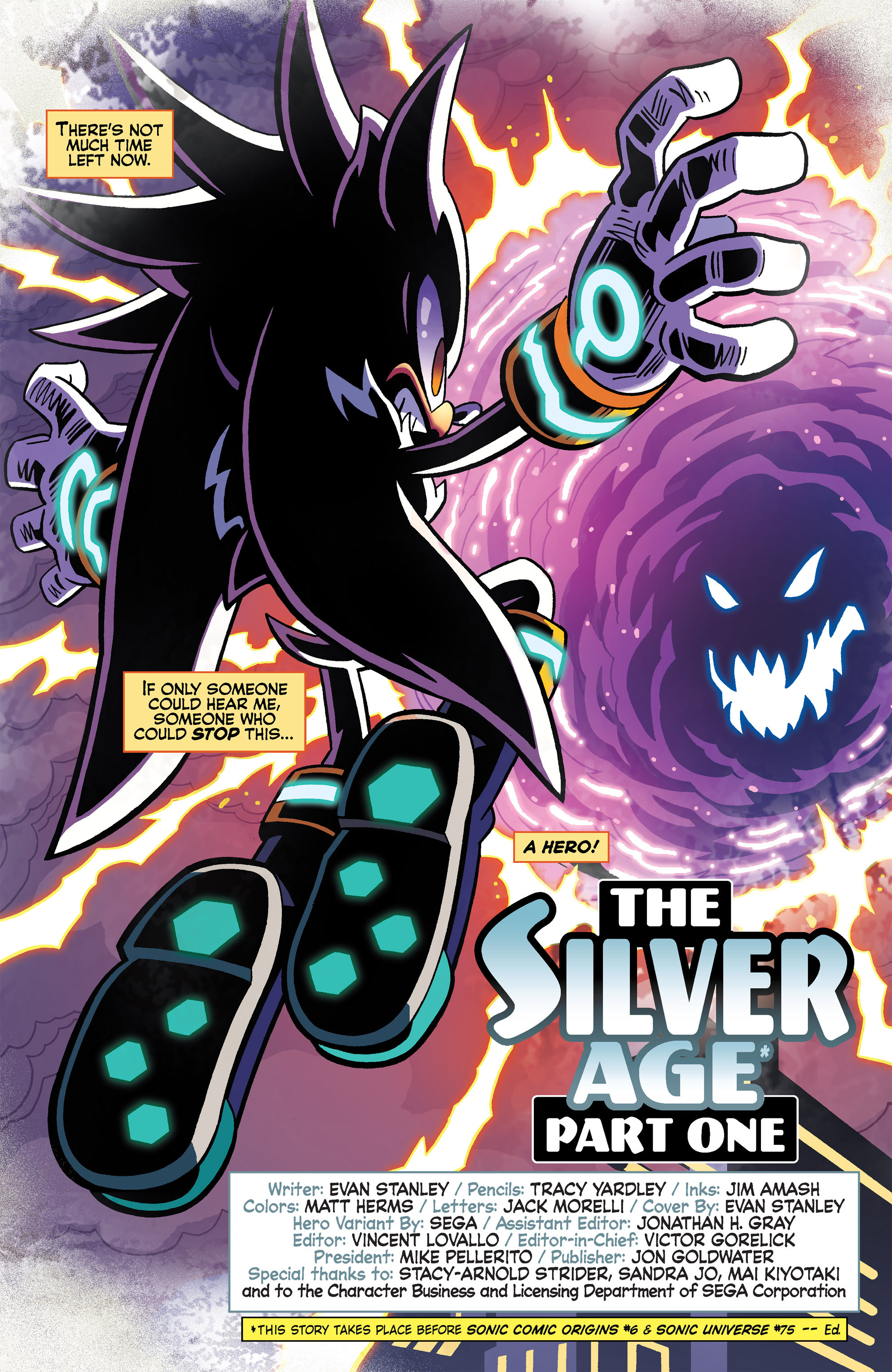 Read online Sonic Universe comic -  Issue #79 - 3