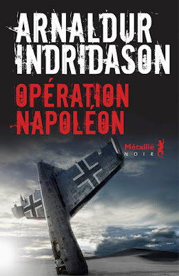 Télécharger Roman  Arnaldur Indridason - Operation Napoleon pdf