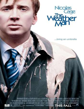 The Weather Man 2005 Hindi Dual Audio 140MB BRRip HEVC Mobile