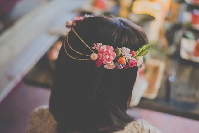 corona de novia - Blog Mi Boda
