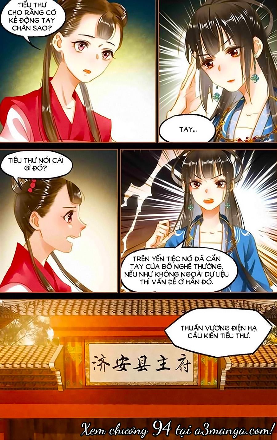 Thần Y Đích Nữ Chap 93 - Trang 8