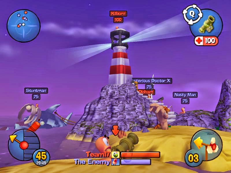 Worms Pc Free