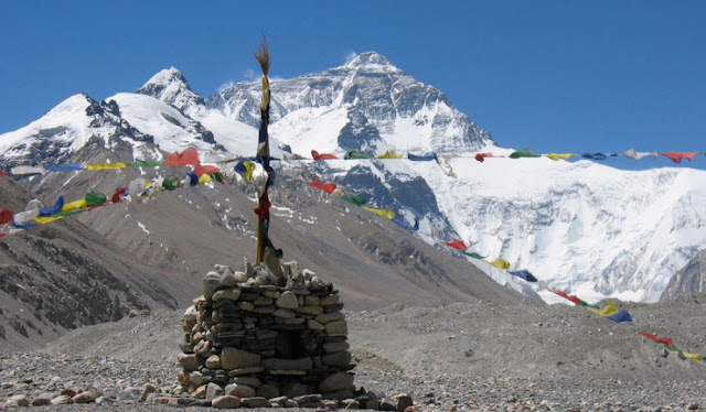 Everest Base Camp Via Lhasa City