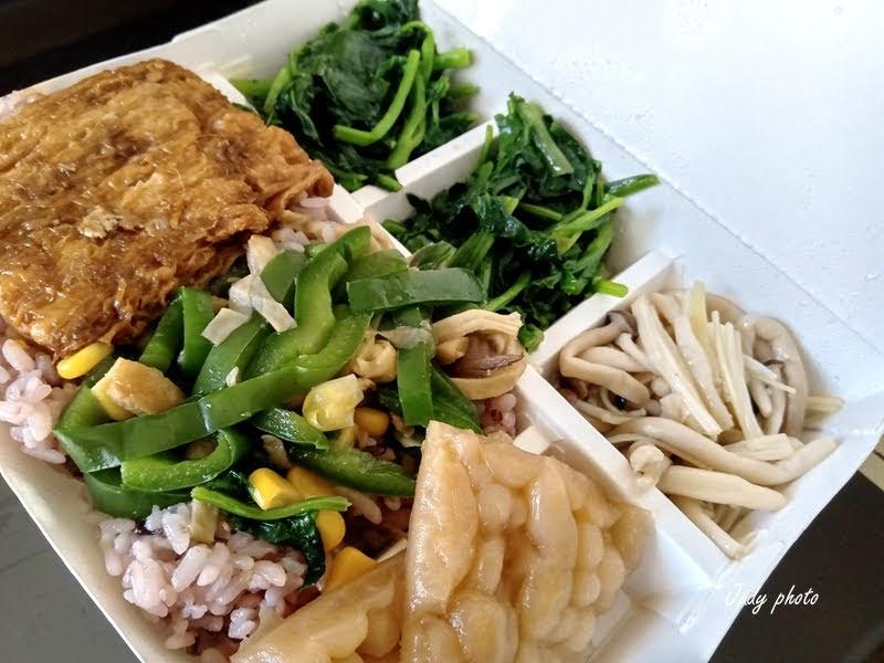 南投素食-淨悅蔬食小吃
