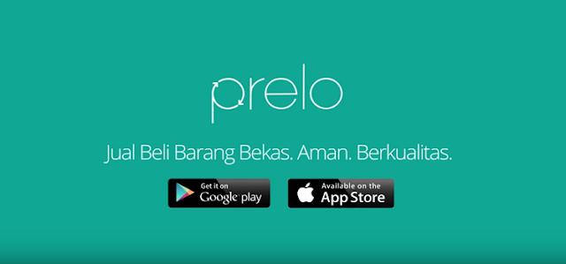Aplikasi Prelo : Cara Paling Mudah Mendapatkan Barang Bekas Berkualitas dari Aplikasi Android Prelo !