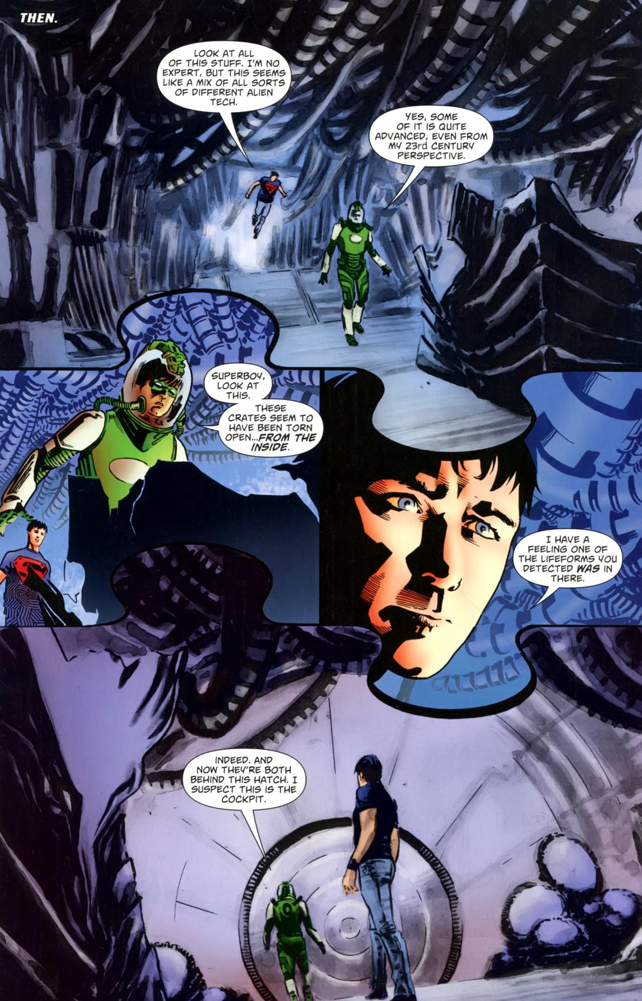 Superboy [I] Issue #7 #7 - English 12