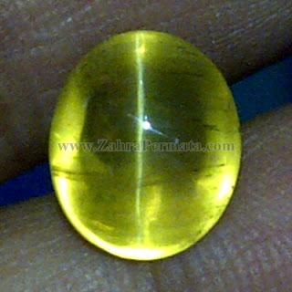 Batu Permata Opal Cat Eye - ZP 1001