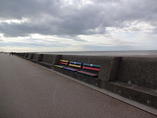 Benches in New Brighton