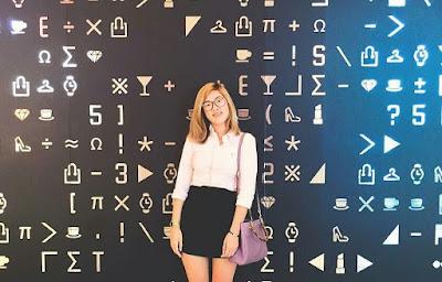 Hong Kongese: Miss Amanda Chong