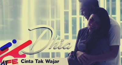 Cinta Tak Wajar - Dhia