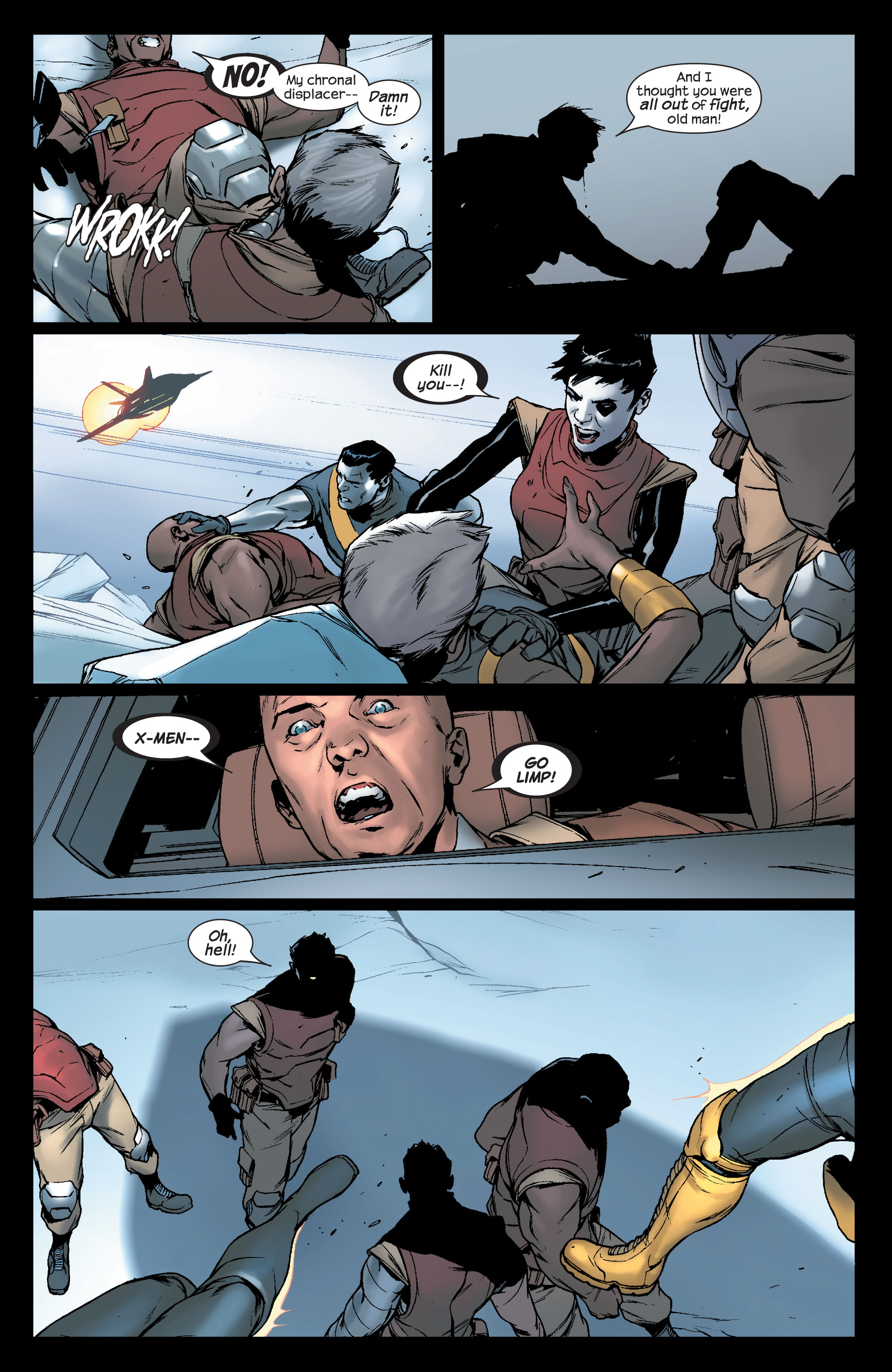 Read online Ultimate X-Men comic -  Issue #78 - 9