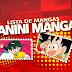 Lista de mangas de Panini Manga (Actualizada 03/10/18)