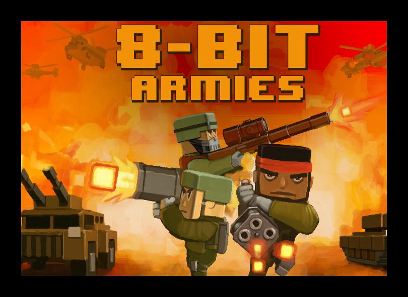 8-Bit Armies - Katılımsız Oyun cover