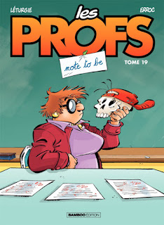 [7BD] Les PROFS tome 19 - Note to be