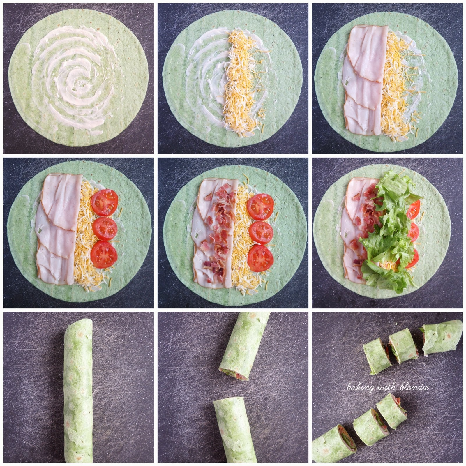 how to stop wraps from going soggy