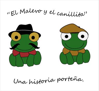 Páginas para colorear originales Original coloring pages: El sapo ...