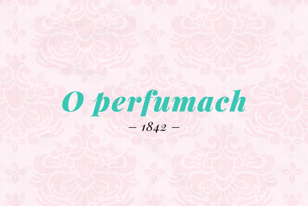 Retro :: Zapachi mdliste, czyli o perfumach