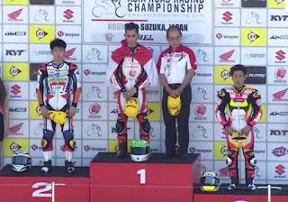 podium AP250 ARRC
