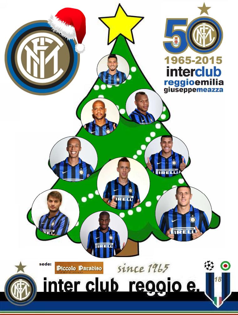 Auguri Di Buon Natale Inter.Auguri Di Buon Natale Dall Inter Frismarketingadvies