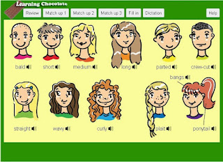 Blog De Los Ni 241 Os Aprende A Describir A La Gente En Ingl 233 S